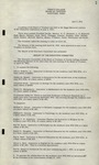 Trinity College Trustees Minutes, Vol 7 (1953-1961) by Trinity College Trustees